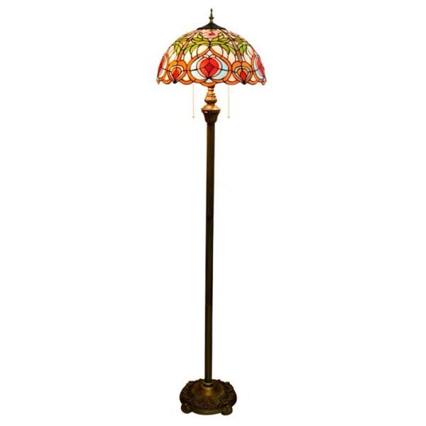 Đèn cây Tiffany 600-BTF263