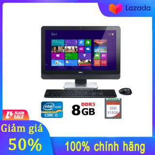 [Trả góp 0%]Máy tính All-in-One Dell Optiplex 9010 intel i5-3570 Ram 8GB SSD 512GB Màn 23 Full HD kèm phím chuột không dây tích hợp webcam và loa máy tính liền khốicây máy tính liền màn thumbnail