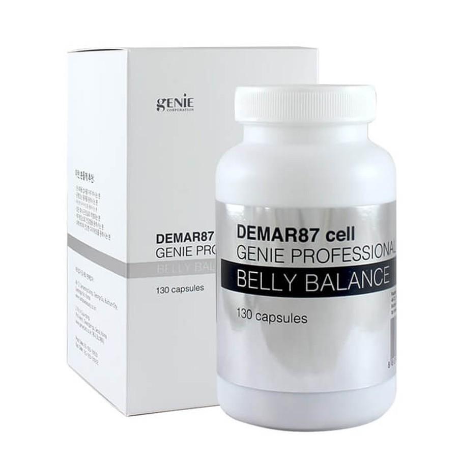 Viên Uống Hỗ Trợ Đánh Tan Mỡ Bụng Genie Demar87 Cell 130 viên