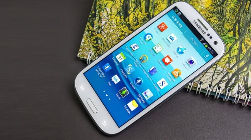 Điện thoại samsung galaxy s3 cũ zin 90-95% cho kiểm hàng
