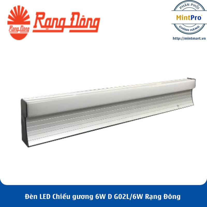 Đèn LED Chiếu gương 6W D G02L/6W Rạng Đông - Hàng Chính Hãng
