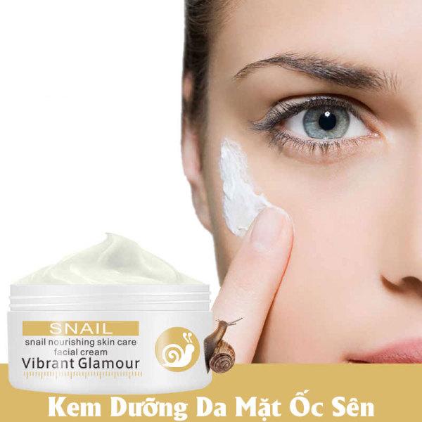 Vibrant Glamour Kem Ốc Sên Dưỡng Ẩm Làm Trắng Da Chống Lão Hóa Chăm Sóc Da Thu Nhỏ Lỗ Chân Lông Whitening Hyaluronic Acid Serum Shrink Pores Skin Care 30Ml giá rẻ