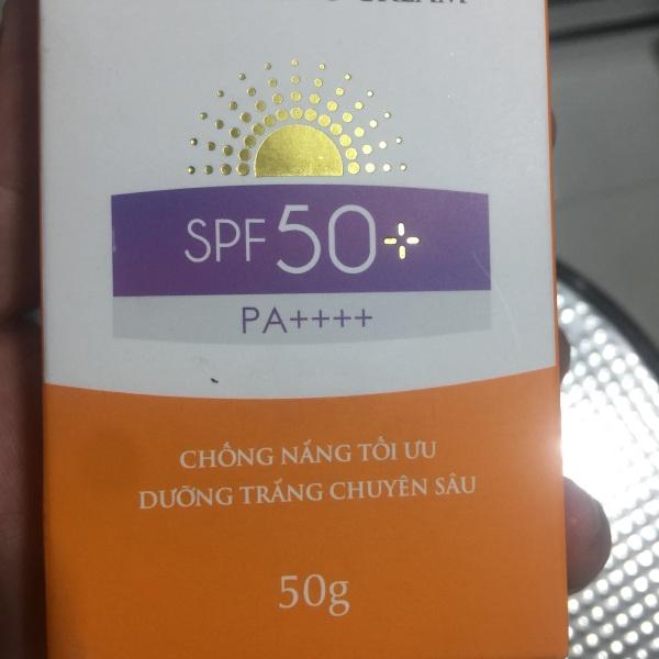 Kem chống nắng-Esunvy Plus- Spf50+ tuýp 50g nhập khẩu