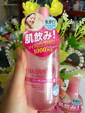nước hoa hồng hadanomy nhật bản nhập khẩu