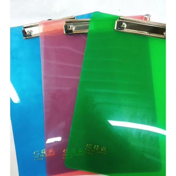Mua trình ký nhựa mica,kẹp trình ký A4/A5