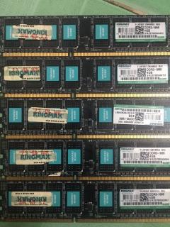 DDR3 - Ram 4G - Bus 1866 Hiệu Kingmax Nano Chính Hãng 2nd - Vi Tính Bắc Hải thumbnail