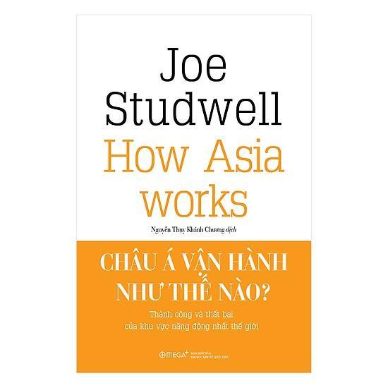 Sách - Châu Á Vận Hành Như Thế Nào? Giá Rất Tiết Kiệm