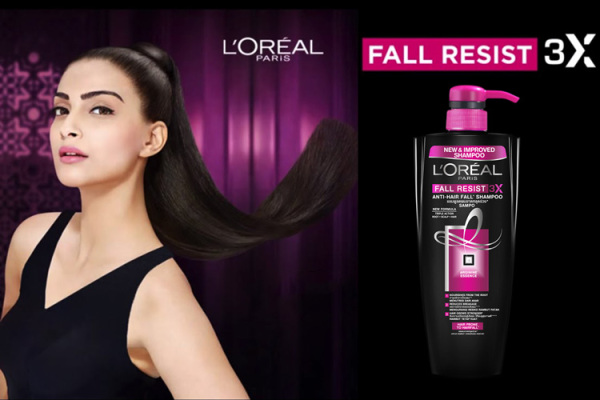 Dầu gội ngăn rụng tóc L'Oreal Paris Elseve Fall Resist 3X Shampoo 330ml giá rẻ