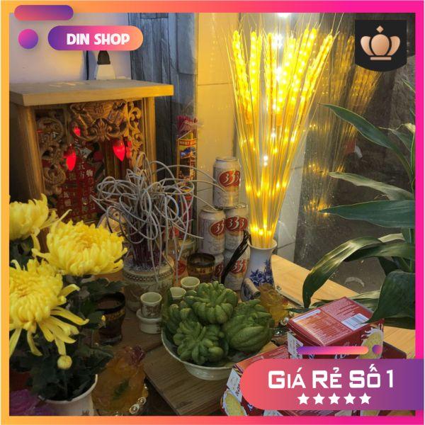 Bảng giá Đèn Led Bông Lúa 💝FREESHIP💝 COMBO 10 - 15 Đèn Led Bông Lúa màu vàng trang trí phòng ngủ, phòng thờ