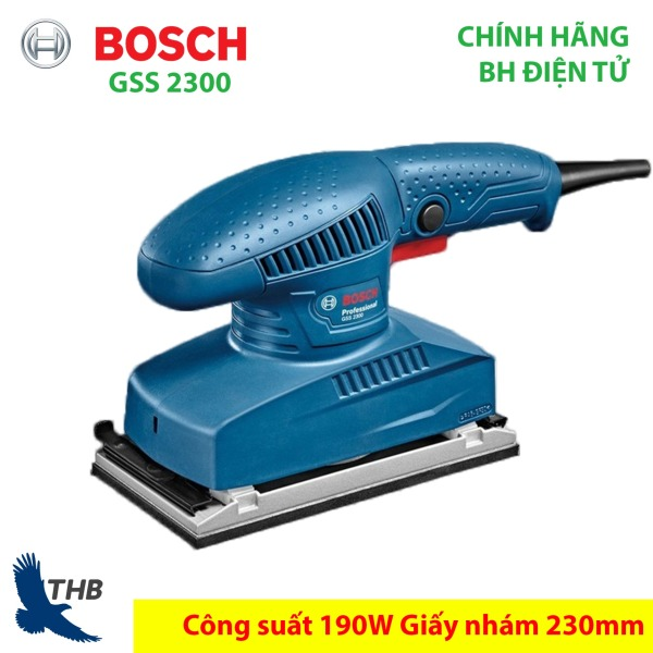 Máy chà nhám rung Bosch GSS 2300