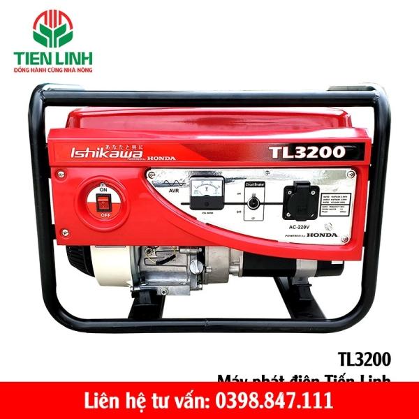 Máy phát điện Honda Tiến Linh TL3200