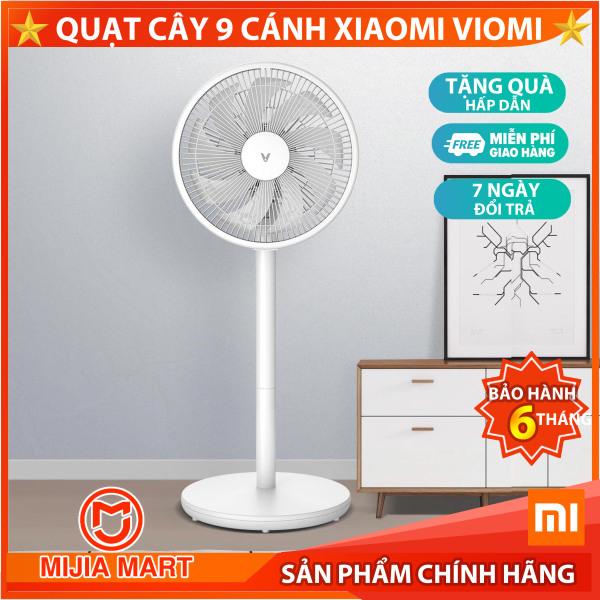 ✅ Quạt cây 9 cánh Xiaomi Viomi. Quạt đứng VXFS12A-J , gió tự nhiên MIJIAMART