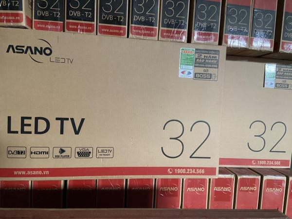 Bảng giá TIVI ASANO 32EK9 tích hợp DVB-T2
