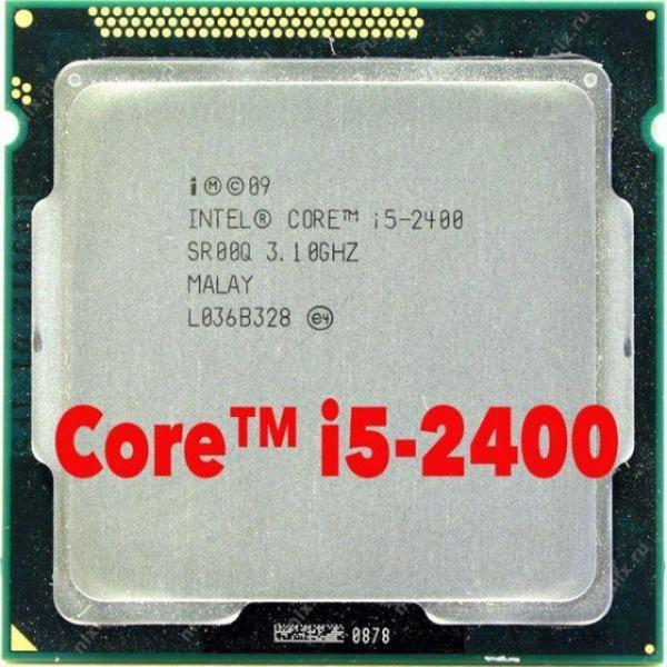 Bảng giá Bộ vi xử lý Intel Core i5 2400 3.1GHz chính hãng ( 4 lõi, 4 luồng), Bus 1066/1333MHz, Cache 3MB - Tặng keo tản nhiệt Phong Vũ
