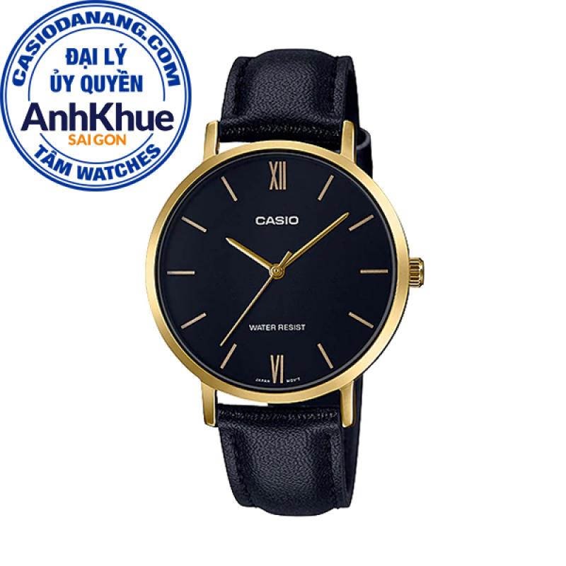 Đồng hồ nữ Casio Standard Anh Khuê LTP-VT01GL-1BUDF