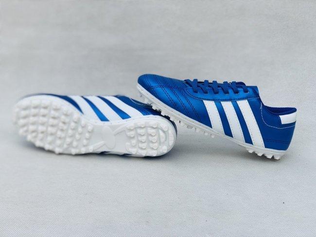 Giày đá bóng sọc - sân nhân tạo - khâu fulll đế - nhiều màu giá rẻ