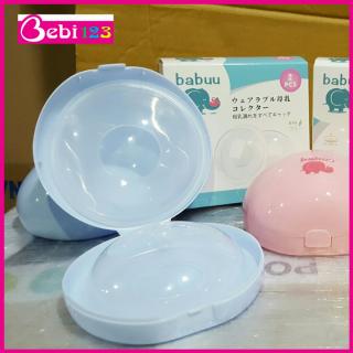 Hộp 2 Femi dụng cụ hứng sữa Babuu Nhật Bản tiện lợi cho mẹ thumbnail