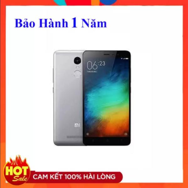 [Bán Lỗ]  Điện thoại Xiaomi Redmi Note 3 Pro 2sim (2GB/16GB) - Màn hình 5.5 Full HD - Chơi game tốt - Pin trâu