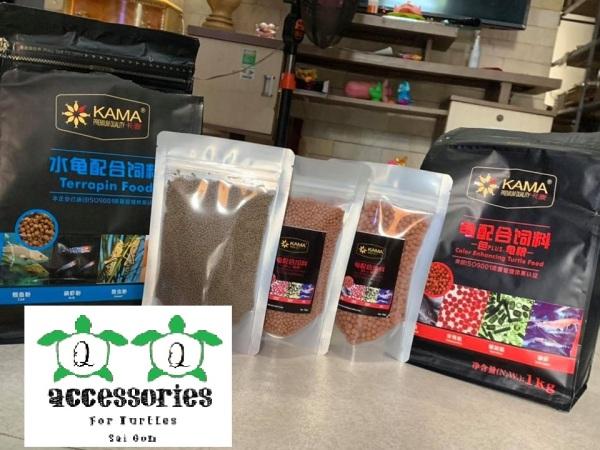 Thức ăn dinh dưỡng tăng màu nhanh lớn Kama