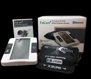 Máy đo huyết áp để bàn Facare FC-P168 bluetooth thumbnail