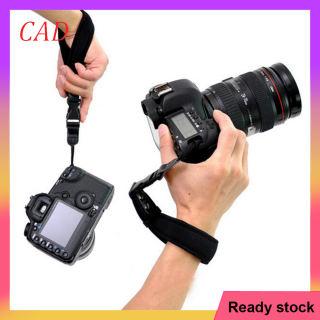 CAD, Tay Cầm Máy Ảnh, Dành Cho Canon Eos Nikon Sony Olympus Dây Đeo Cổ Tay Vải Slr/Dslr