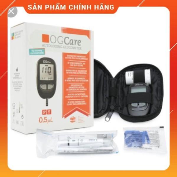 Máy đo đường huyết OGCARE bán chạy