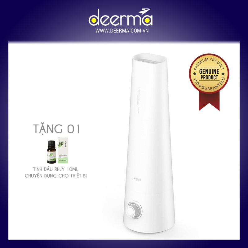 (Tặng tinh dầu thơm) Máy phun sương & tạo ẩm không khí Deerma DEM-LD200