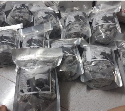Bồ kết túi lọc nguyên chất (60 gói/500gr) giá rẻ