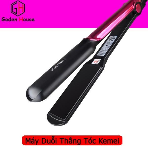 Máy duỗi tóc KEMEI 2113 với 4 mức chỉnh nhiệt  máy ép tóc thẳng cầm tay giúp bạn làm thẳng tóc dễ dàng và an toàn