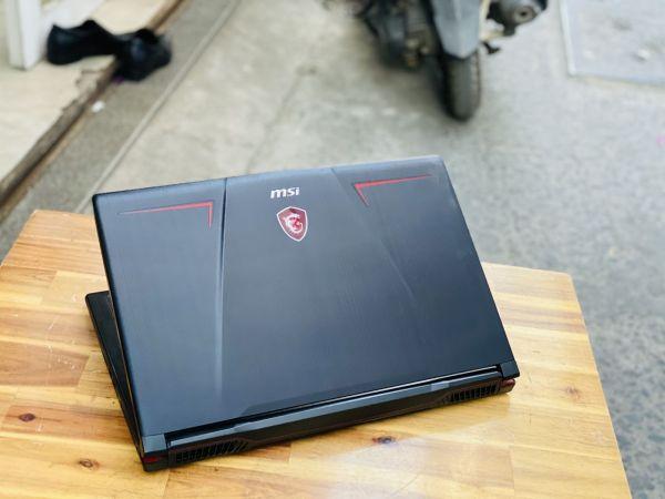 Bảng giá Laptop Gaming MSI GP73 Leopard 8RD/ i7 8750H/ 16G/ SSD256+500G/ GTX1050TI 4G/ LED RGB/ Khủng Long Bạo Chúa/ Giá rẻ Phong Vũ