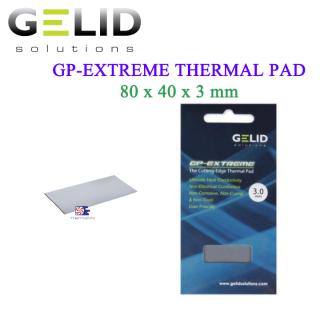 Pad tản nhiệt Gelid GP-Extreme Thermal Pad 80 x 40 x 3 mm - Tản nhiệt cao cấp cho người dùng thumbnail