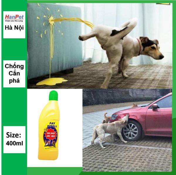HNP-  Dung Dịch Xua Đuổi Chó Mèo Chống Cắn Phá FAY REPELL / Xịt ngăn chó mèo phóng uế bừa bãi/ xịt khử mùi hôi