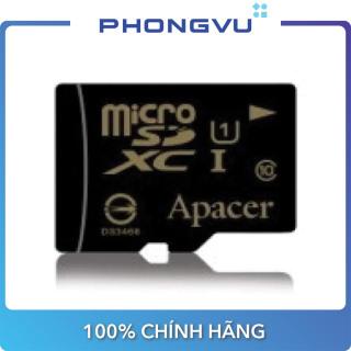 Thẻ nhớ Micro UHS1 64GB Apacer (Class 10) - Bảo hành 12 tháng thumbnail
