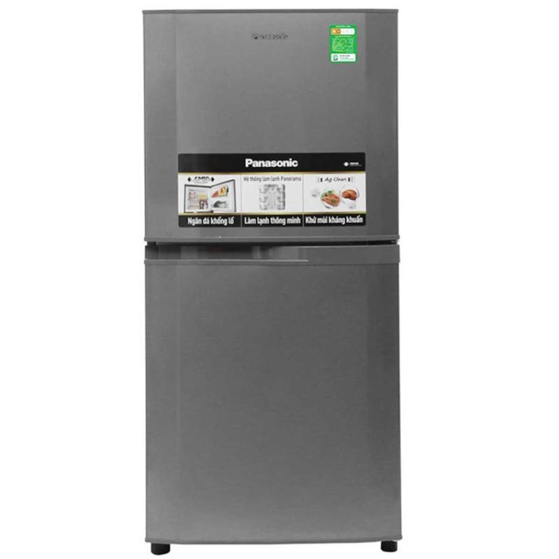 Tủ lạnh Panasonic NR-BJ158SSV2 125 Lít