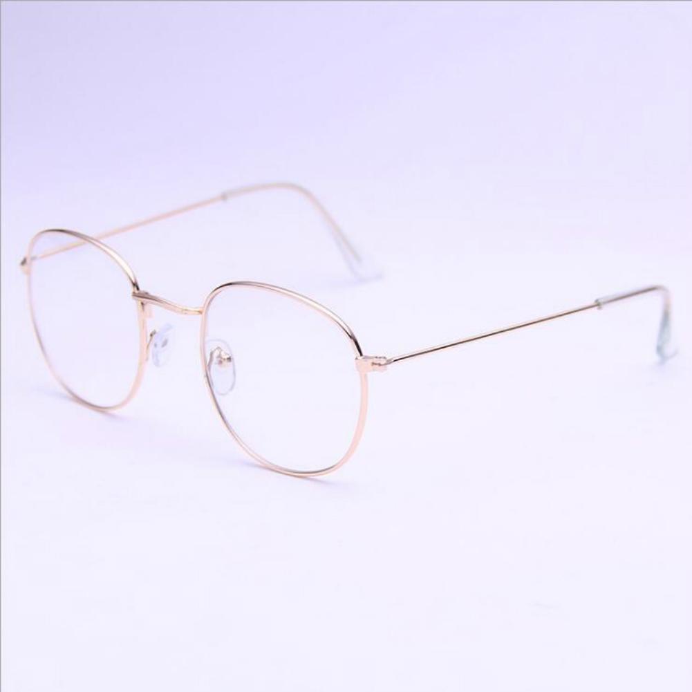 b86c4d34ad7c Supermall Women Fashion Glasses Optical Transparent Glasses Korean Fashion  Hair Accs