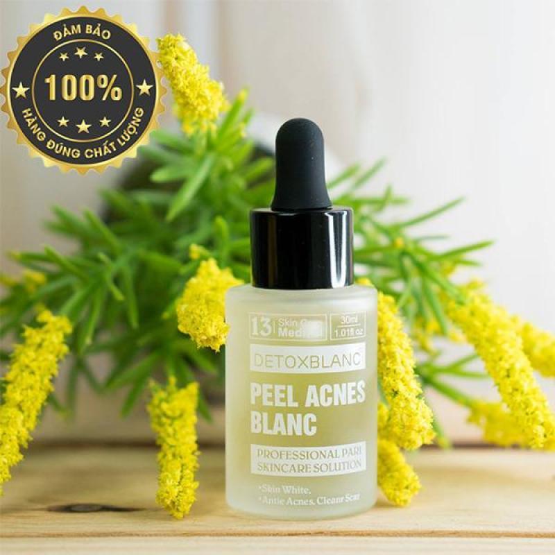 Pell Lộc Đề Trị Mụn Acnes Blanc Detox Blanc 30ml