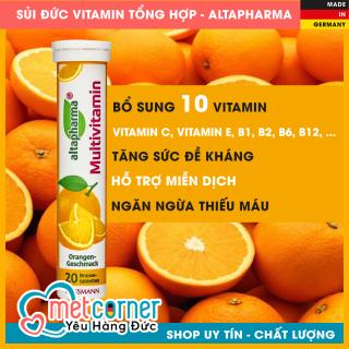 Vitamin Tổng hợp Đức - Altapharma Multivitamin, 20 Viên thumbnail