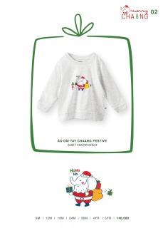 [CHAANG] Áo dài tay Chaang Festive thumbnail