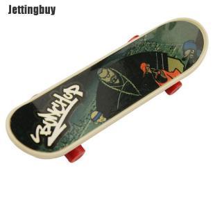 Đồ chơi ván trượt nhỏ cho trẻ em Jettingbuy 1X quà tặng cho bữa tiệc kích thước 3.7inch - INTL thumbnail