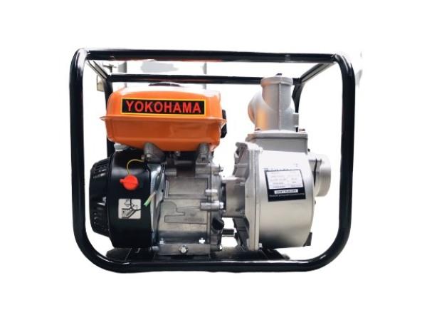 Động cơ máy bơm nước chạy xăng YOKOHAMA YK-50 công suất 6.5HP 50mm