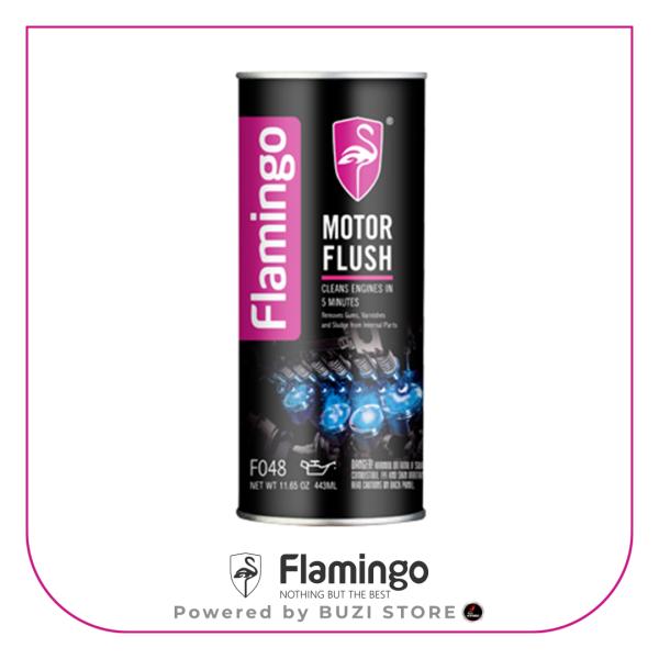 Dung Dịch Sục Rửa Động Cơ Flamingo F048 443ml