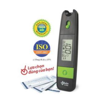 Máy đo đường huyết tại nhà thumbnail