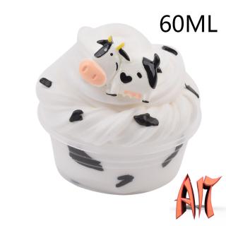 aitaostore 60 120 200 Sữa Bò Mây Bông Bùn Mềm Không Dính Tạo Bọt Cho Trẻ Em thumbnail
