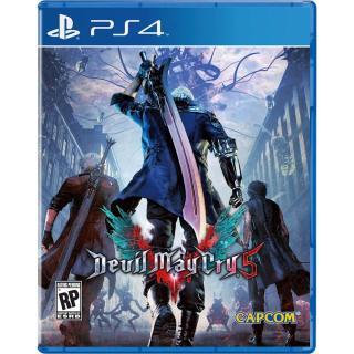 Đĩa game PS4 Devil May Cry 5 thumbnail