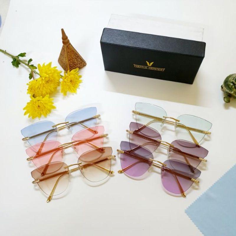 Giá bán Kính thời trang Hàn Quốc - RiBi Shop, cam kết sản phẩm đúng mô tả, chất lượng đảm bảo, an toàn cho người sử dụng