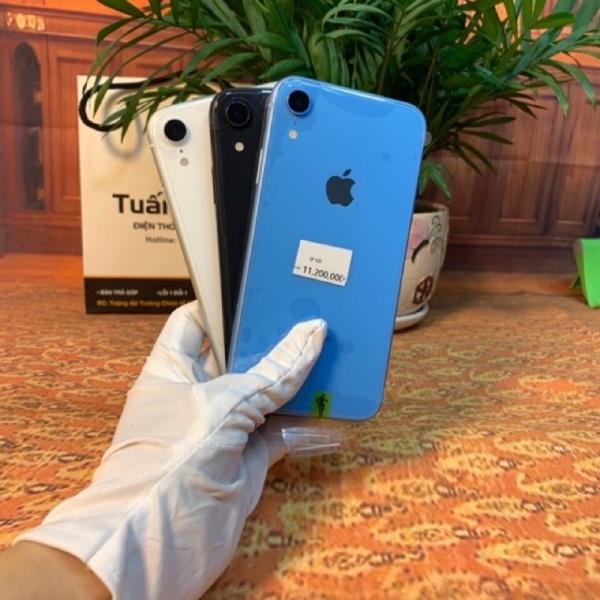 Điện Thoại Iphone Xr Lock Và Quốc Tế Zin All - Máy Đẹp