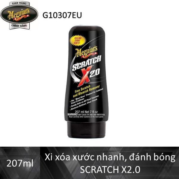 Meguiars Xi xóa xước Scratch X 2.0, G10307EU, 7 oz, 207 ml