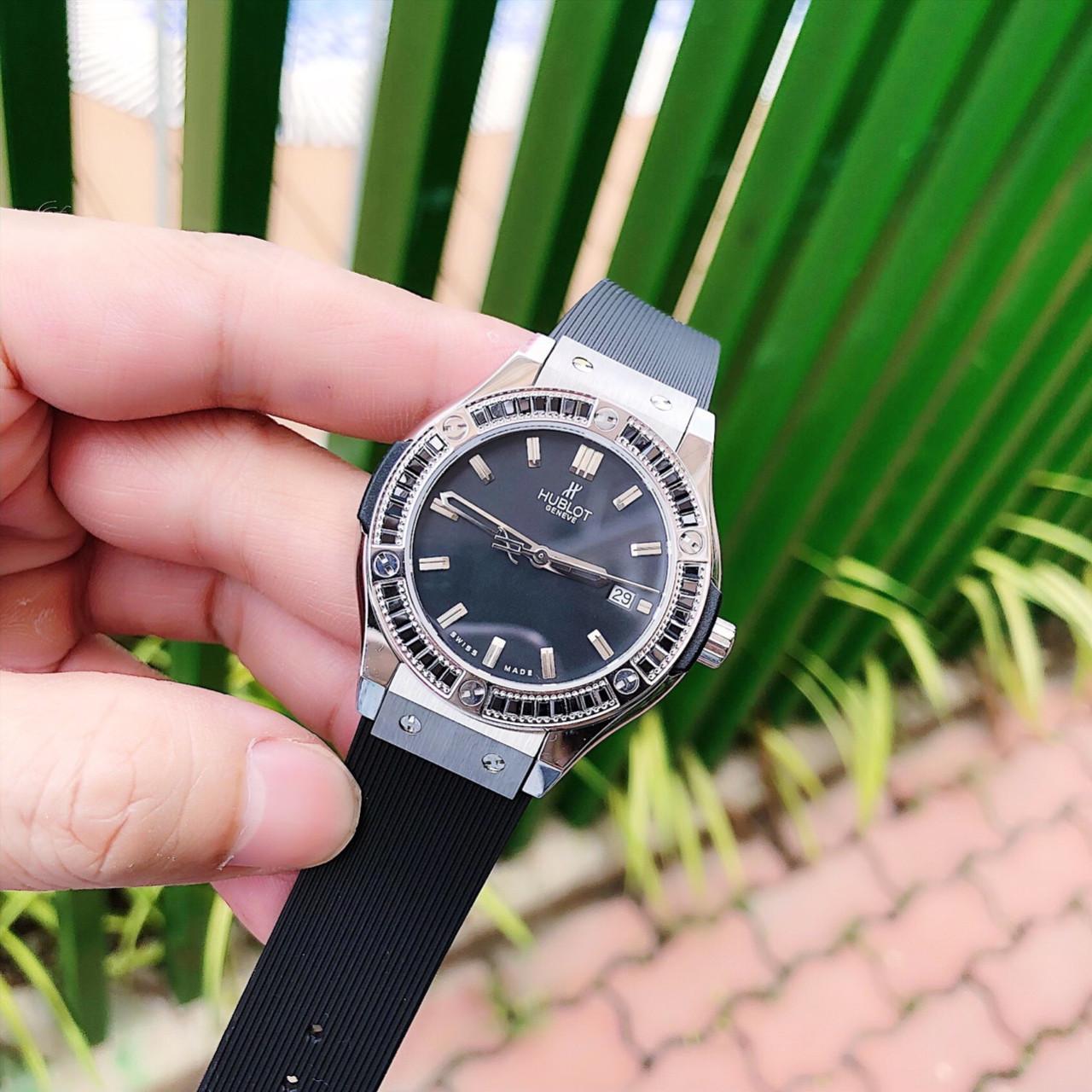 Đồng Hồ Nữ Hublot Diamond FS0040 bán chạy