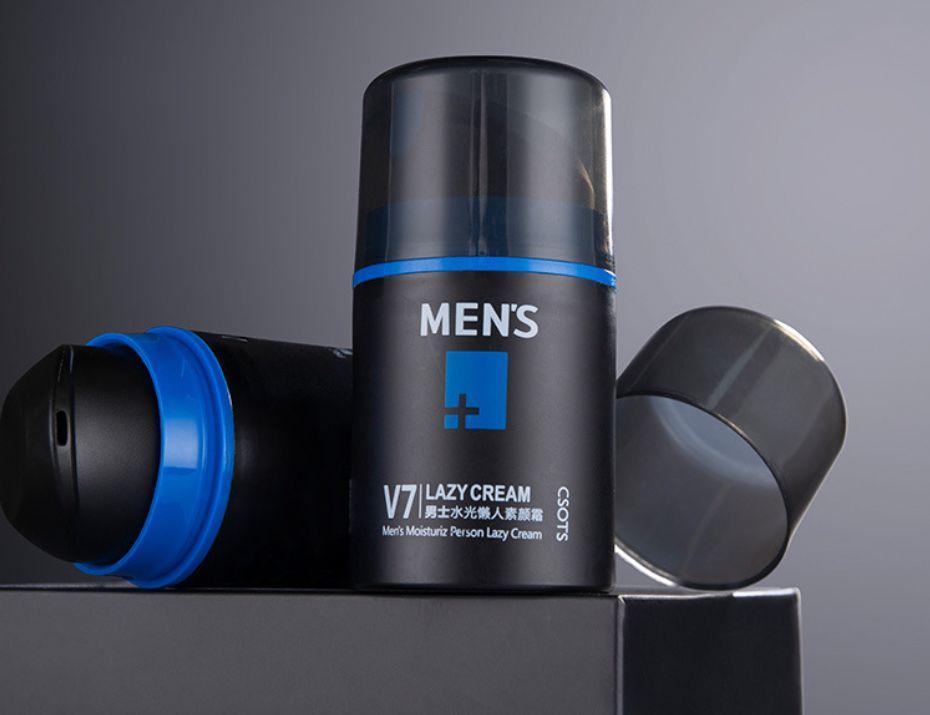 Kem make up v7 lazy cream trang điểm đa năng kèm dưỡng trắng da cho nam tốt nhất