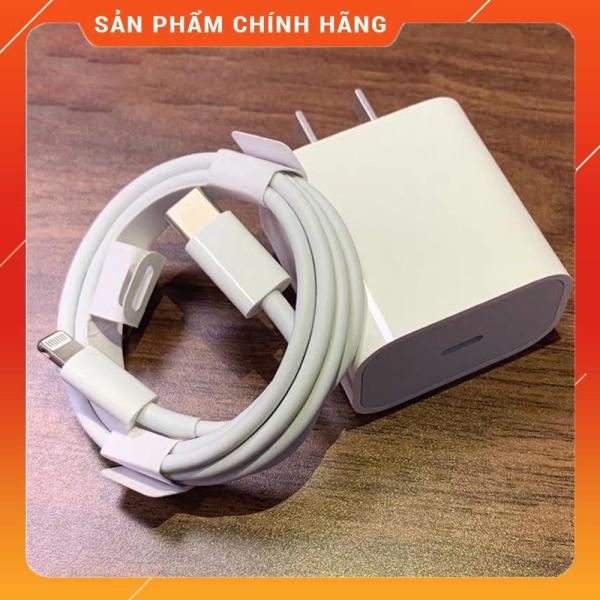 Sạc iphone, Bộ sạc nhanh iphone 20W Công Nghệ PD,Sạc nhanh và không nóng máy